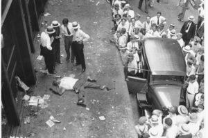 1929 Büyük Buhranı sonucu intihar etmiş biri