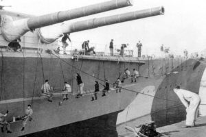 Ünlü Alman Gemisi Bismarck