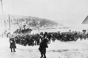Weserübung operasyonu - Norveç Çıkartması