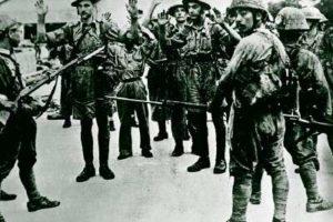 Japonlar Tarafından Esir Alınmış Askerler
