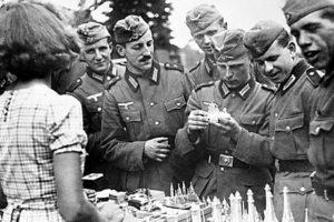 Wehrmacht Paris'te