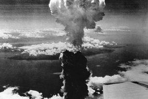 Atom Bombası Mantar Bulutu