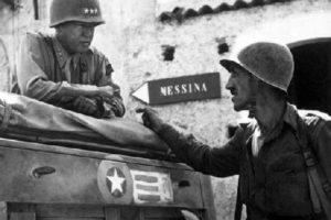 General Patton İtalya'da