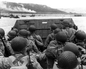 Normandiya çıkartması Ikinci Dünya Savaşı