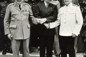 Potsdam'da Liderler