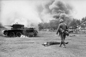 Barbarossa Harekatı'nın ilk günleri